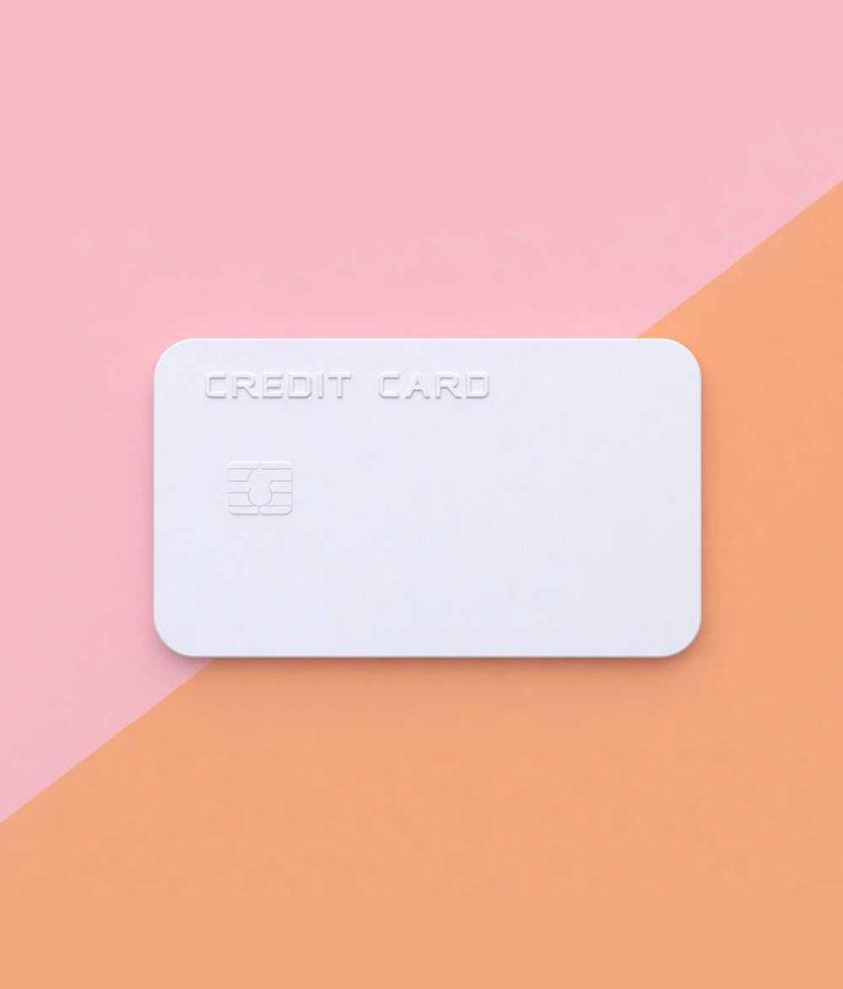 Plastic Credit Card